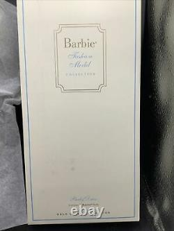 PARTY DRESS SILKSTONE FASHION Model BARBIE DOLL 2011 GOLD LABEL Limited to 5800
