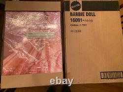 PINK SPLENDOR Barbie with Rare Shipper Box NRFB #07239 of 10,000 Limited Edition