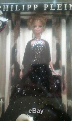 Platinum Label Phillip Plein Barbie-limited Fao Schwartz Edition Of 999