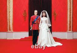 Prince William & Kate Middleton Barbie Mattel Limited Edition aus Deutschland