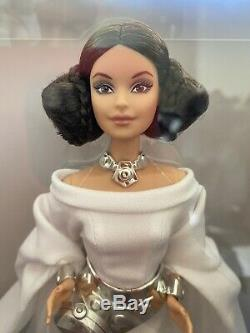 Princess Leia Star Wars x Barbie Doll In hand! Limited Edition Free Shipping