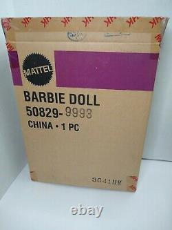 Provencale Silkstone Fashion Model Barbie NRFB Limited Edition 50829 With Shipper