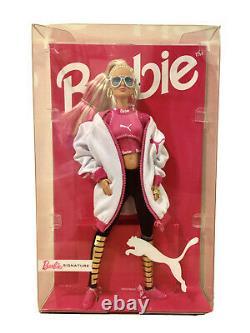 Puma Barbie 50th Anniversary Limited Edition Doll BNIB
