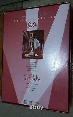 Radiant Redhead Bob Mackie Barbie Doll 2001 Limited Edition Mattel 55501 Nrfb