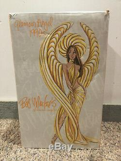 Rare 90's Bob Mackie Solarisse Glamour Angel Limited Edition Doll