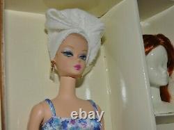 Silkstone Barbie 2003 Spa Getaway Fashion Model Collection Limited Edition B1319