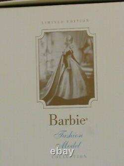 Silkstone Fashion Model Lisette Barbie Doll Limited Edition 29650 NRFB