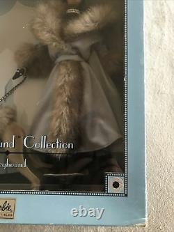 Society Hound Collection Barbie Doll Greyhound #29057 NRFB 2000 Limited Edition
