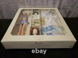 Spa Getaway Silkstone Barbie Doll Giftset 2003 Limited Edition Mattel B1319 Nrfb