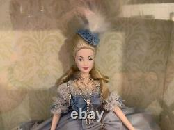 Special limited edition Marie Antoinette Barbie Doll