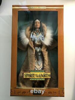 Spirit Of The Earth Barbie Doll (Limited Edition)