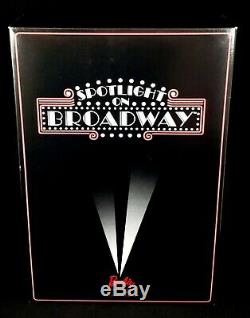 Spotlight On Broadway Barbie Collector Gold Label Doll Limited Editions NRFB