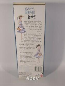 Suburban Shopper Barbie 1959 Limited Edition Reproduction 2000 NEW NRFB MINT