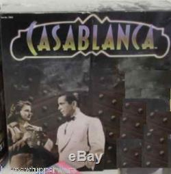 TWO Casablanca Limited Edition Collector's Series Barbie Dolls Set New in Box