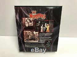 The Munsters BARBIE & KEN Dolls Limited Edition 2001 Mattel set priced to sell