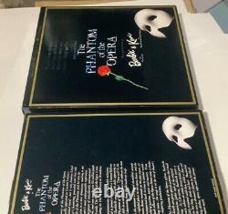 The Phantom of the Opera Barbie and Ken Gift Set FAO Schwarz Limited Edition NIB