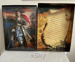 The Pirate 2007 Barbie Doll GOLD LABEL LIMITED EDITION 9,400. Worldwide NEW MINT