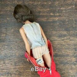 Vintage Barbie Doll Original Midge Accessories Box Japan Limited Mattel