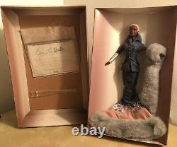 Vintage Barbie Indigo Obsession Doll Limited Edition By Byron Lars 2000