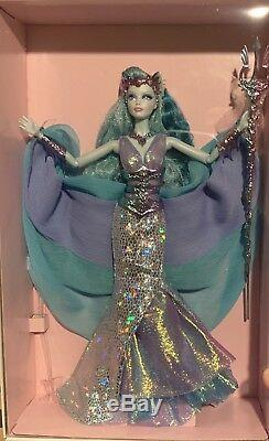 Water Sprite Barbie Collector Doll Faraway Forest Collection Gold Label Limited
