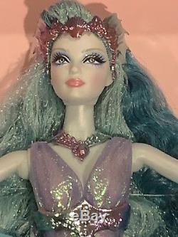 high fashion low priced low price Water Sprite Barbie Collector Doll Faraway Forest Collection ...