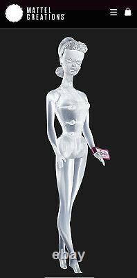 1- Nouvelles Créations Barbie Mattel L'art De L'ingénierie Épuisé Édition Limitée