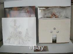 1992 Poupée En Édition Limitée Barbie Empress Bride De Bob Mackie, Neuve