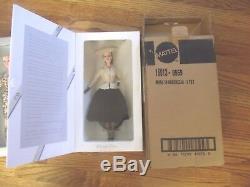 1996 Christian Dior Paris Barbie Edition Limitée Avec Expéditeur