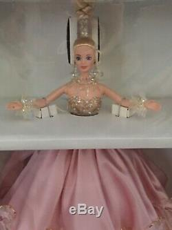 1996 Limited Edition Mattel Splendeur Rose Barbie Doll Nrfb