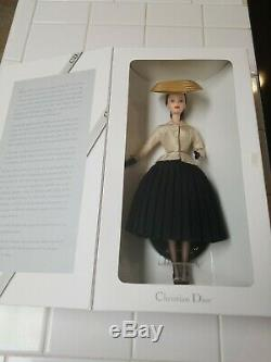 1996 Mattel Christian Dior Paris Doll Designer Barbie Limited Edition Nrfb