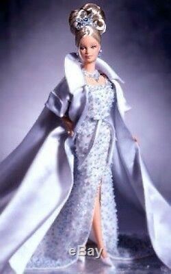 1998 Crystal Jubilee Barbie Edition Limitée 40ème Ann