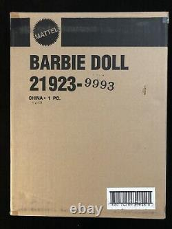 1999 Crystal Jubilee Barbie #21923 40e Anniversaire Limited 20k Seulement! Nrfb
