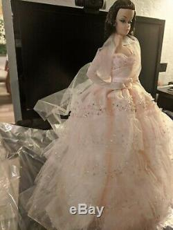 2000 Barbie Silkstone Model-in Fashion The Pink Limited Edition-no Box-belle