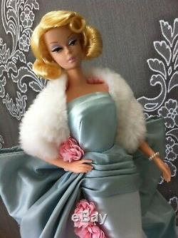 2000 Delphine Silkstone Limited Edition Mannequin Collection Barbie 26929