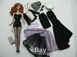 2000 Silkstone Barbie Fashion Du Crépuscule À L'aube Édition Limitée Doll Giftset No Box