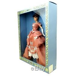 2001 Deuxième Édition Limitée De La Série Wedgwood Barbie Doll