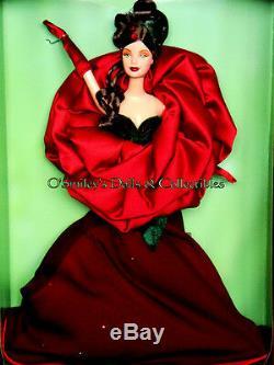 2001 Fleurs À La Mode 1er Rose Mackie Barbie Limited Edition # 29911 Nrfb