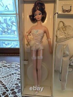2001 Limited Ed. Continental Holiday Silkstone Barbie Giftset Avec Coa Free Ship