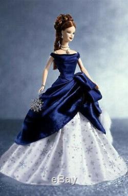 2001 Limited Edition Collector Barbie Trésors De Vacances Mint Withshipper