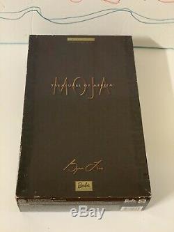 2001 Marque New Moja Trésors De L'afrique Barbie Byron Lars Limited Edition