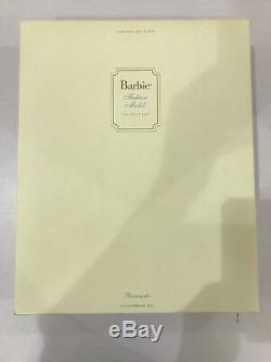 2001 Mattel Mannequin Barbie Mannequin Silkstone Edition Limitée + Expéditeur