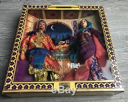 2001 Tales Of The Arabian Nights Collectionneurs Barbie Doll Set Limited Edition