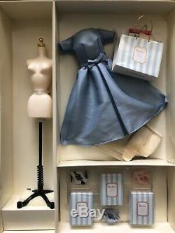 2002 Barbie Bfmc Accessoire Pack Silkstone Mode Dressform Limitée 56119 Nrfb