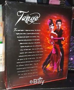 2002 Exclusive Edition Limitée Fao Schwarz Tango Barbie Ken Doll Gift Set Nrfb