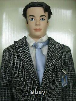 2002 Silkstone Fashion Model Barbie Ken Insider Doll Giftset Limited Ed Euc Mib