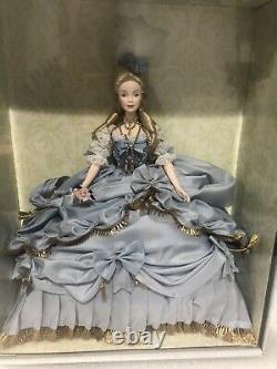 2003 Marie Antoinette Femmes De Royalty Edition Limitée Collector Barbie Doll