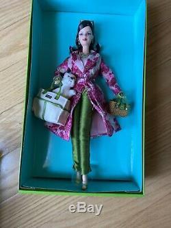 2003 Mattel Barbie Kate Spade New York, Edition Limitée In Box