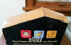 2004 Paul Frank Barbie Doll Blue Pyjamas Limited Edition B8954 Onf