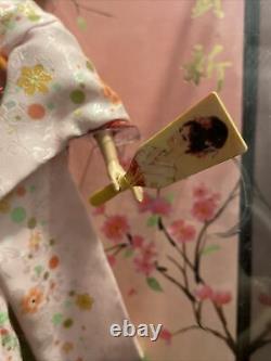 2007 Happy New Year Gold Label Collector Barbie Limited À 2500 Dans Le Monde Entier
