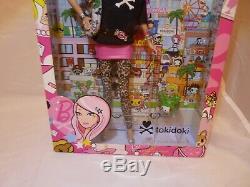2011 Gold Label Tokidoki Collector Poupée Barbie Limitée À 7400 Dans Le Monde Entier Nib